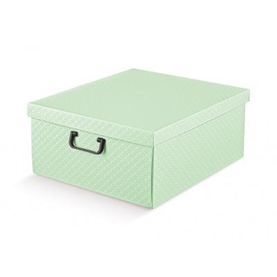 Коробка для хранения зеленая, арт. 37645R