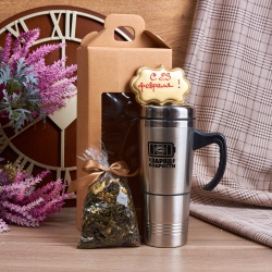 «Заряд бодрости» - подарочный набор