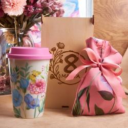 «Розовая дымка» - подарочный набор