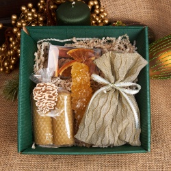 «Карамельный» - подарочный набор