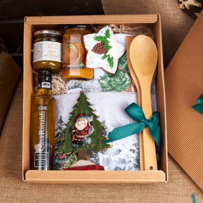 «Новогодние деликатесы» - подарочный набор