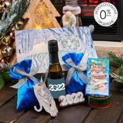 «К новогоднему столу» - подарочный набор