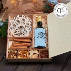 «Новогодний глинтвейн» - подарочный набор