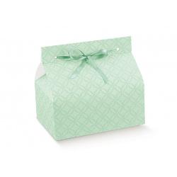 Коробка зеленая, Шик, арт.37634