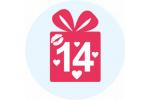 Подарки на 14 февраля