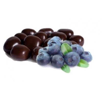 Драже черника в молочном шоколаде 100 гр.