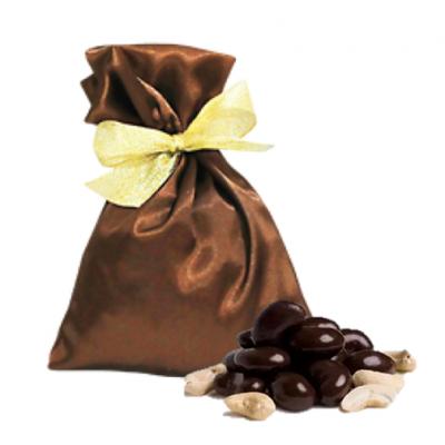 Драже кешью в молочном шоколаде