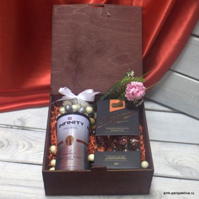 """Подарочный набор """"Благодарность"""" на 9 мая"""