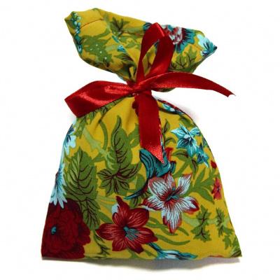Текстильный мешочек для подарков «Солнечный»
