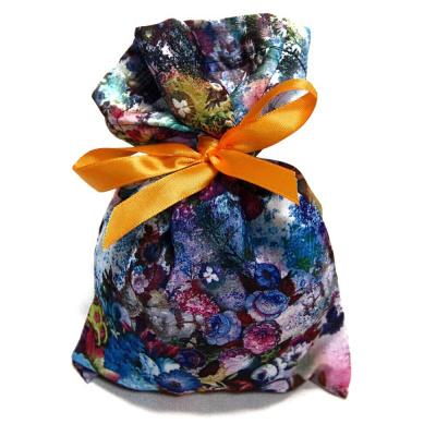 Мешочек для подарков «Весенний букет»
