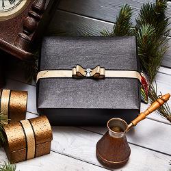 «Крепость» - подарочный набор с кофе
