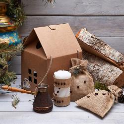 «Кофейный домик» - подарочный набор