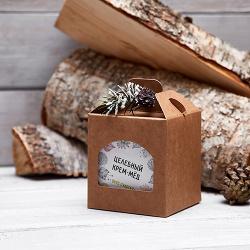 «Целебный крем-мед» - подарочный набор