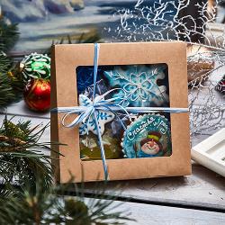«Новогодние пряники» - подарочный набор