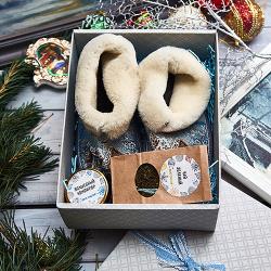 «Зимний дом» - подарочный набор с чаем