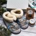 Подарочный набор с чаем «Зимний дом»