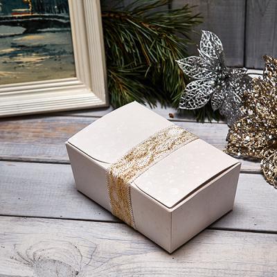 Подарочный набор с чаем «Апельсиновые корочки»
