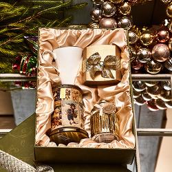 «Винтаж» - подарочный набор с чаем
