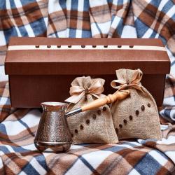 «Кофейная история» - подарочный набор