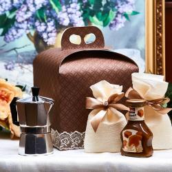«Крем-карамель» - подарочный набор