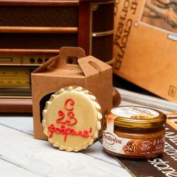 «К чаю на 23 февраля» - подарочный набор