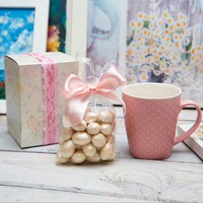 Подарочный набор «Розовый жемчуг»
