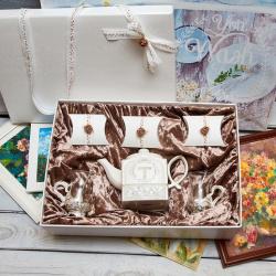 «Роскошное чаепитие» - подарочный набор