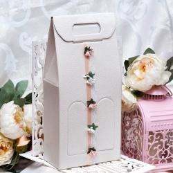 Упаковка под шампанское «Бутоны роз»