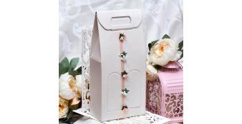 Упаковка для шампанского на свадьбу