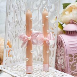 Свадебные свечи «Нежность»