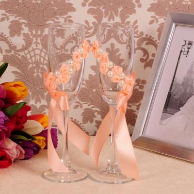 Свадебные бокалы «Шарм»