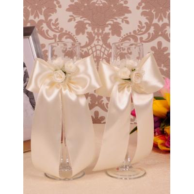 Свадебные бокалы «Айвори»
